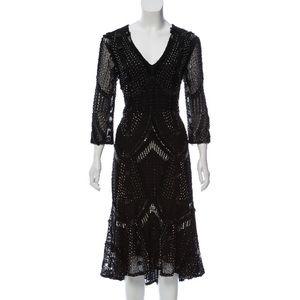 Naeem Khan beaded dress